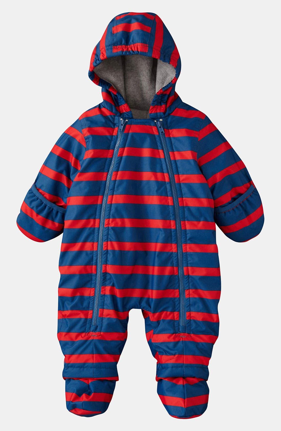 Main Image - Mini Boden Snowsuit (Infant)