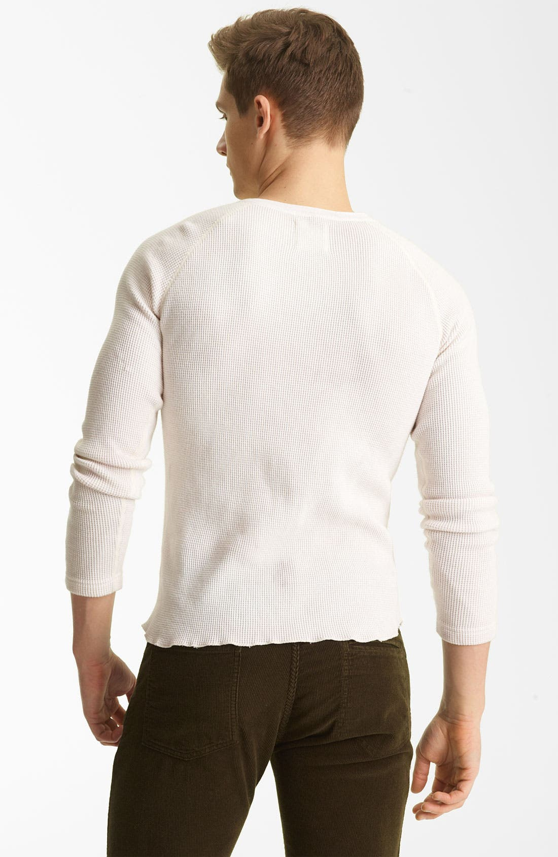 Alternate Image 2  - Billy Reid Thermal Henley