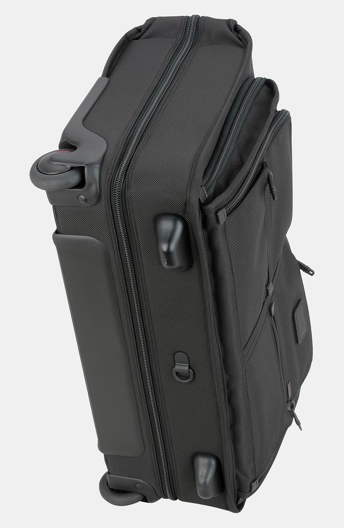 Alternate Image 6  - Tumi 'Alpha' Wheeled Carry-On Garment Bag