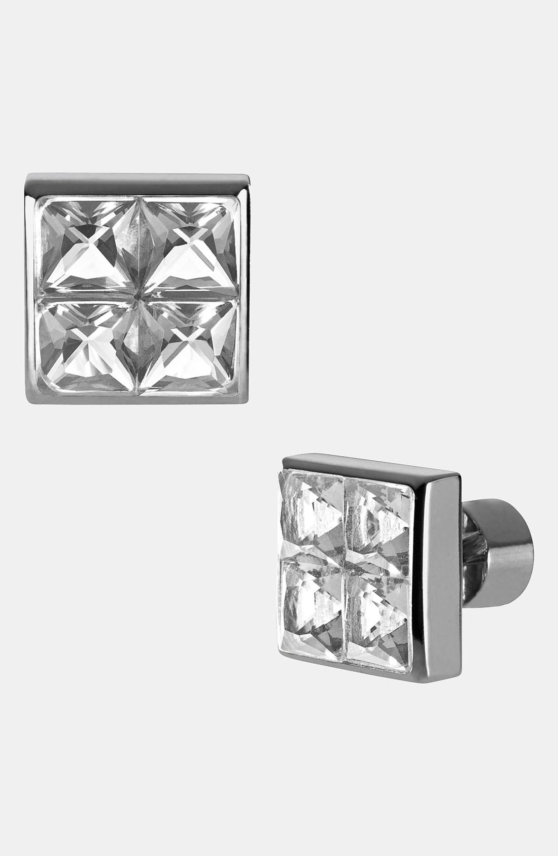 Alternate Image 1 Selected - Michael Kors 'Very Hollywood' Stud Earrings