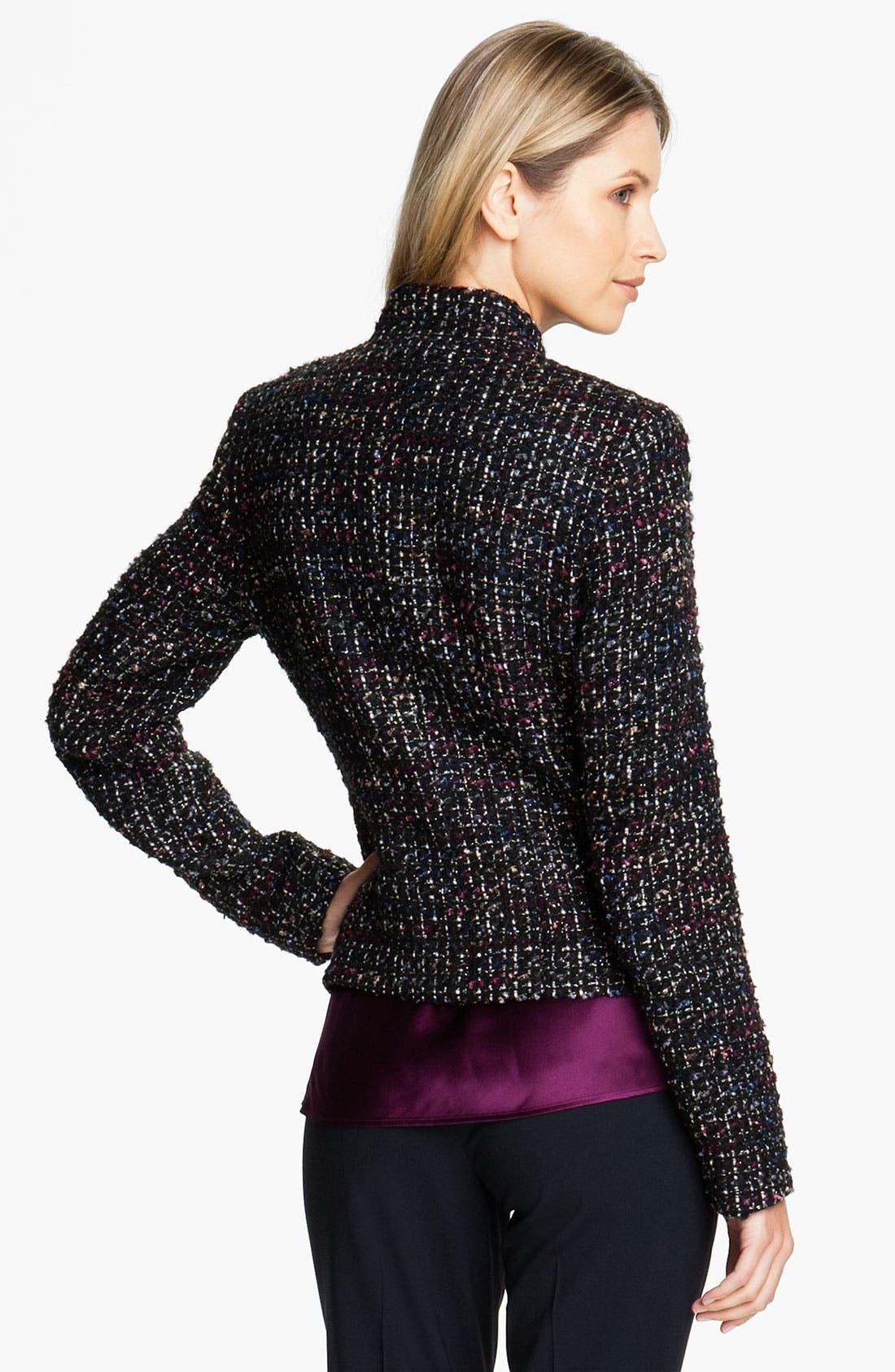 Alternate Image 2  - Lafayette 148 New York 'Menon Cambria Tweed' Jacket