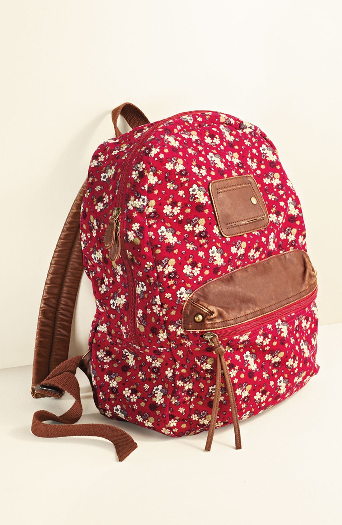 Alternate Image 5  - Fantasia Accessories Print Backpack (Girls)