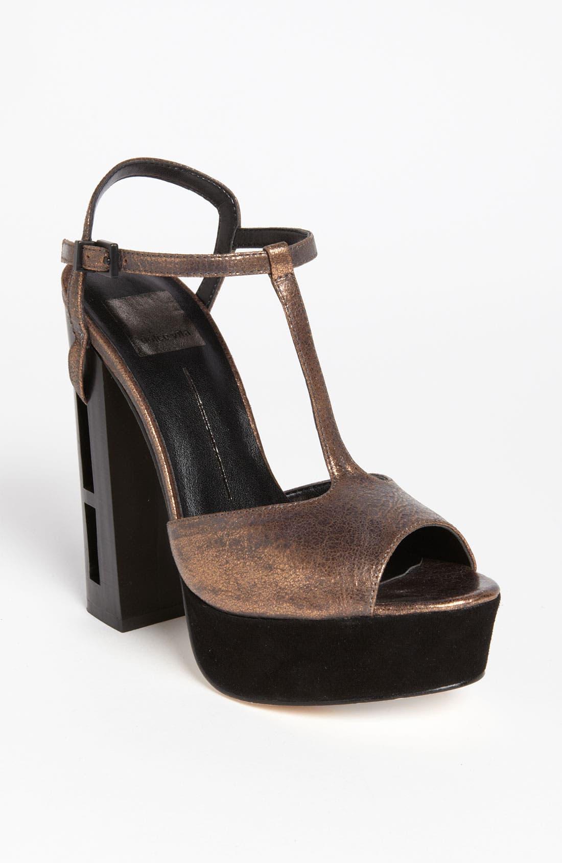 Alternate Image 1 Selected - Dolce Vita 'Jenna' Platform Sandal