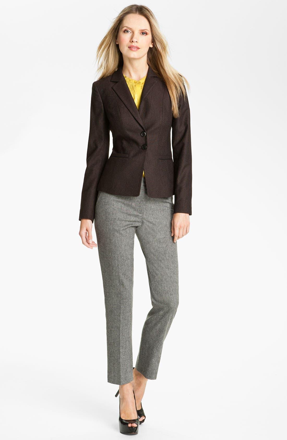 Alternate Image 4  - Classiques Entier® 'Stella Weave' Jacket