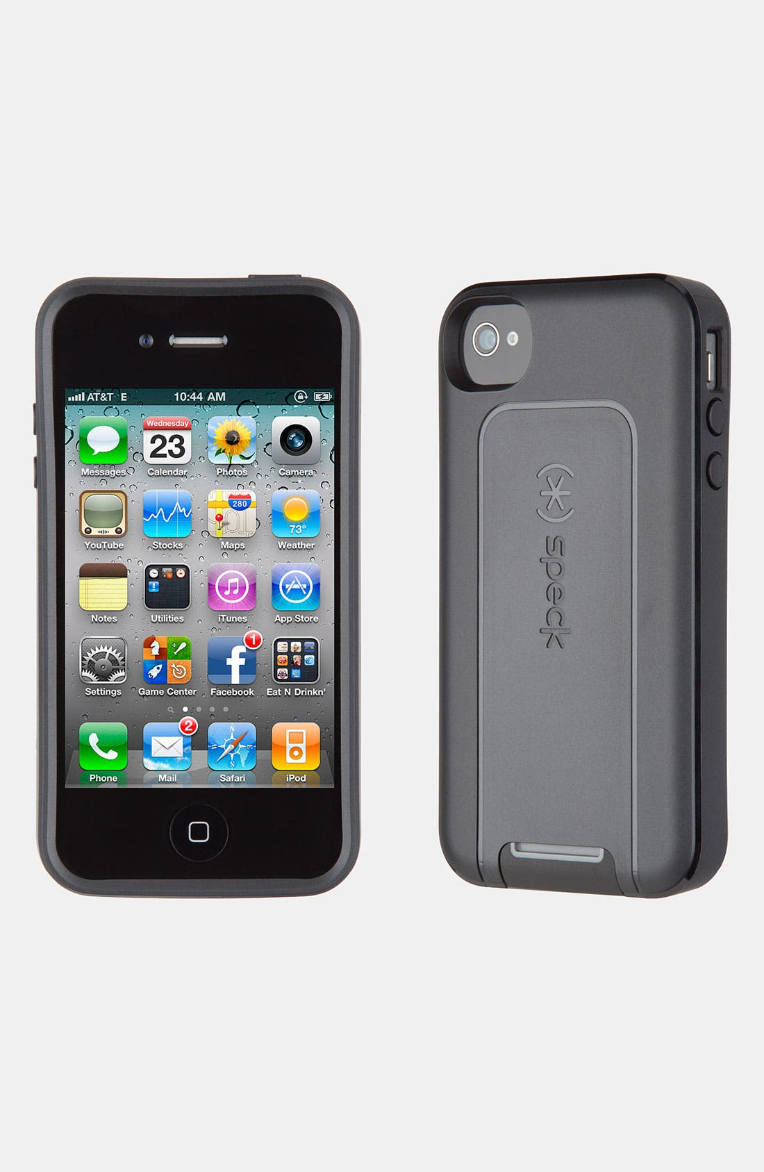 Alternate Image 7  - Speck 'SmartFlex View' iPhone 4 & 4S Case