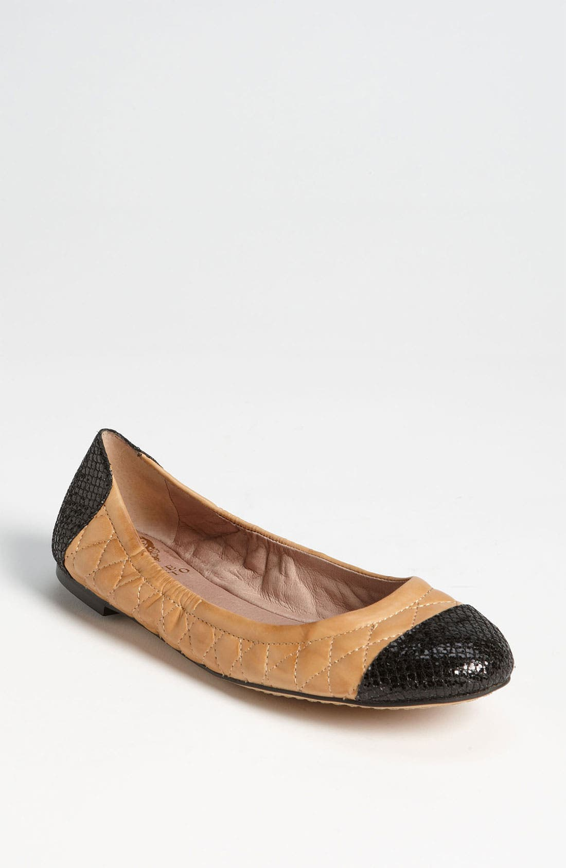 Alternate Image 1 Selected - Vince Camuto 'Fawna' Flat