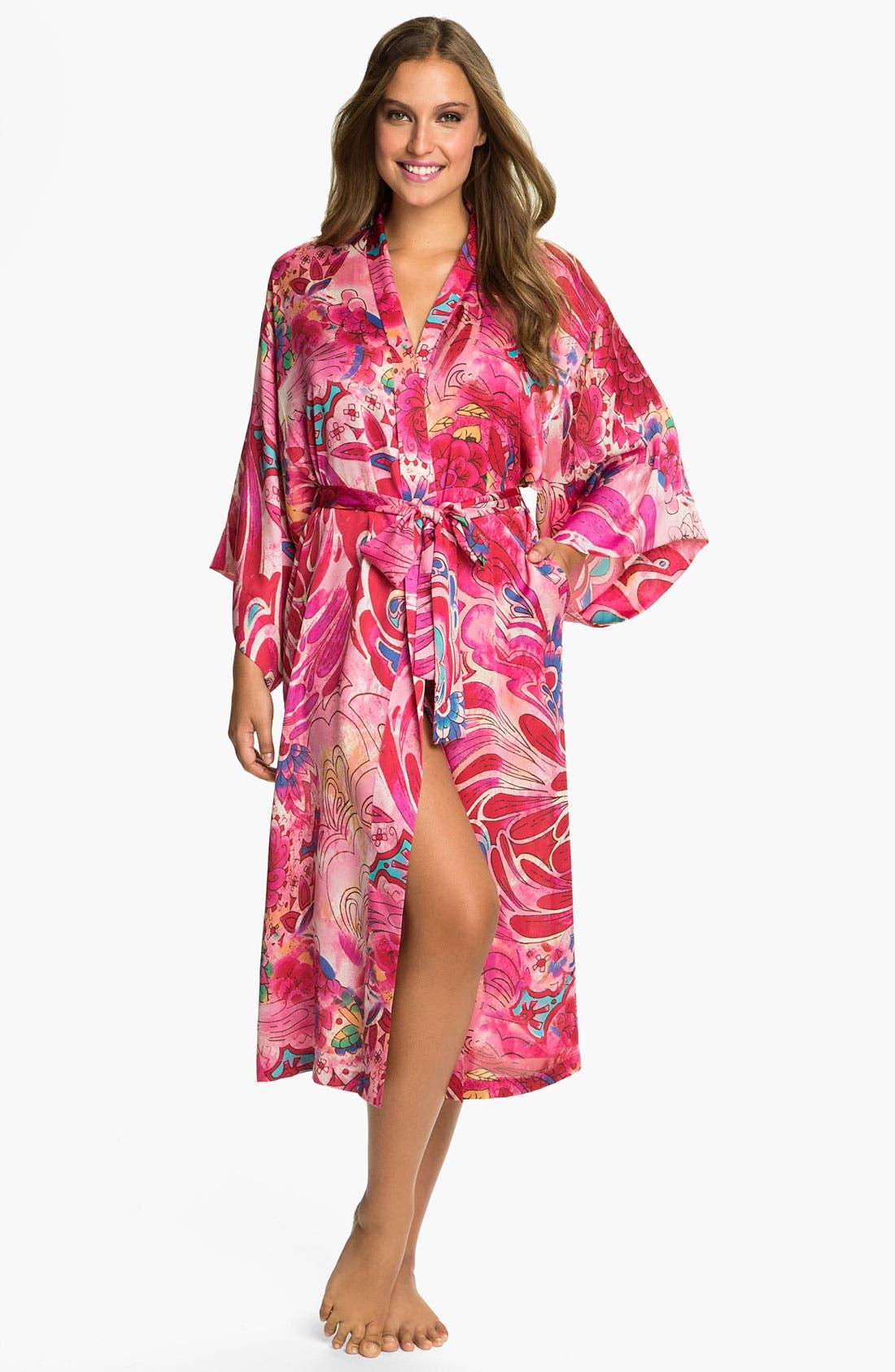 Alternate Image 1 Selected - Natori 'Kubilai' Robe