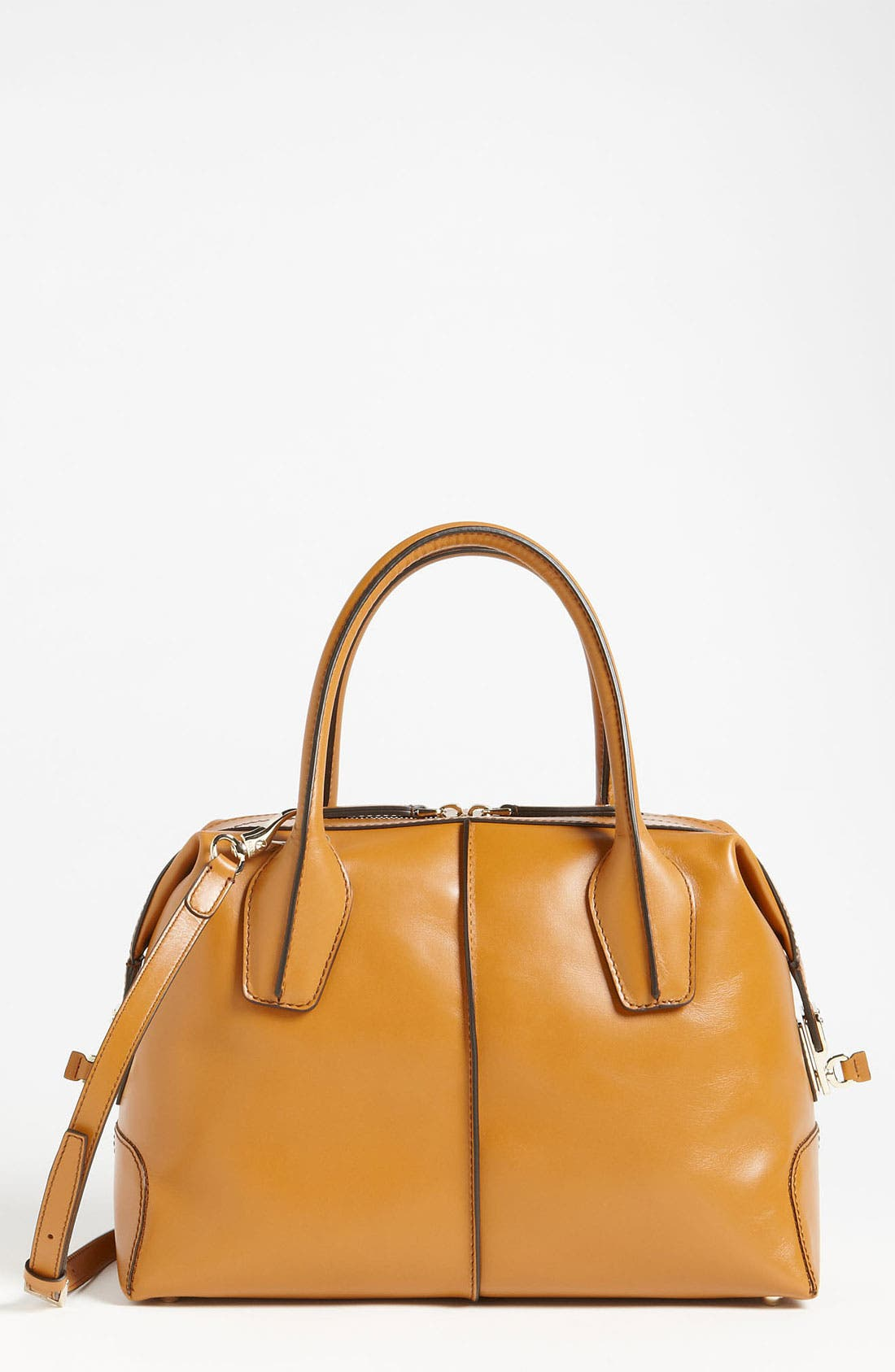 Alternate Image 1 Selected - Tod's 'D-Styling - Small' Leather Satchel