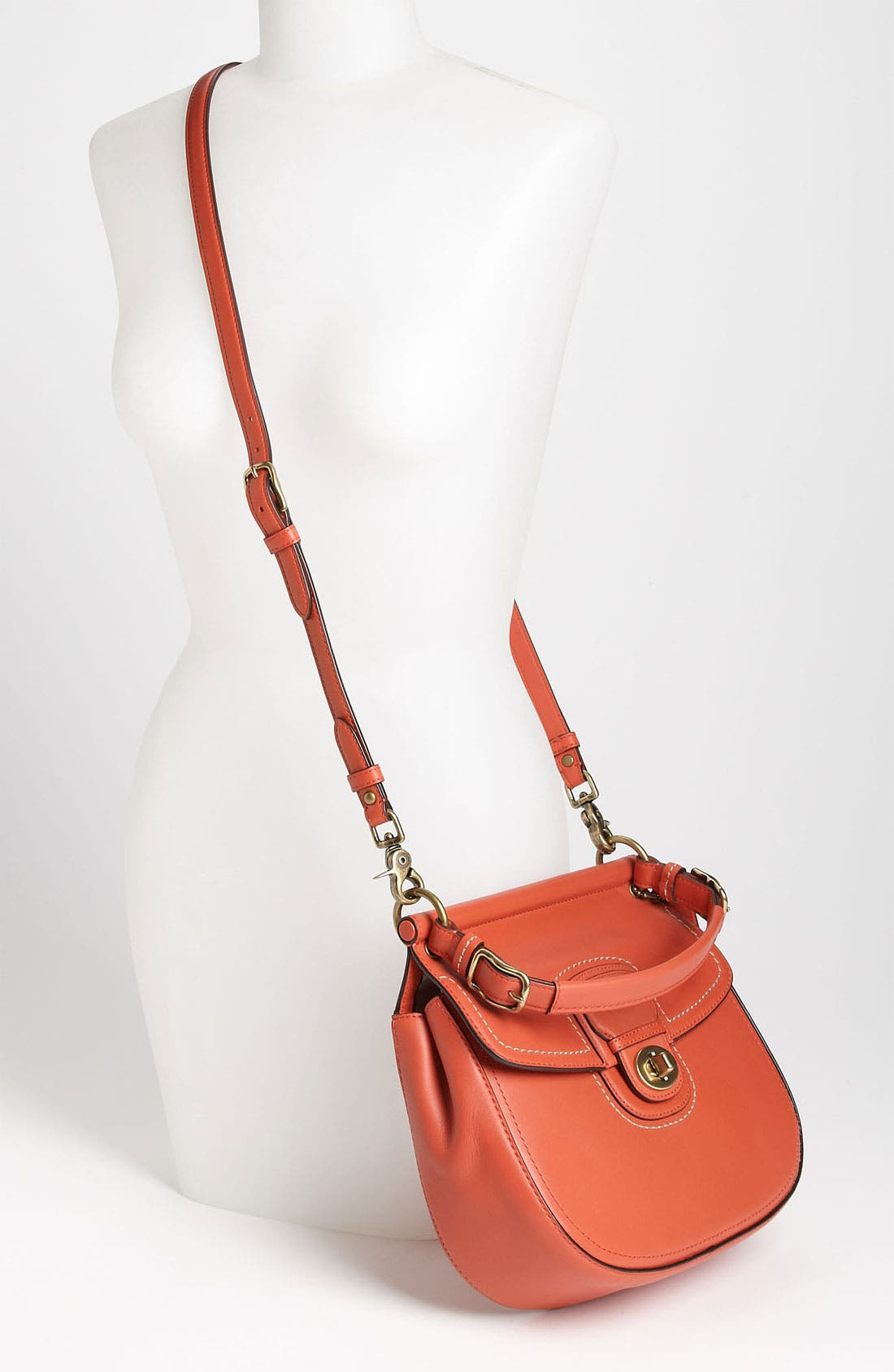 Alternate Image 2  - COACH 'Poppy - New Willis' Leather Hobo