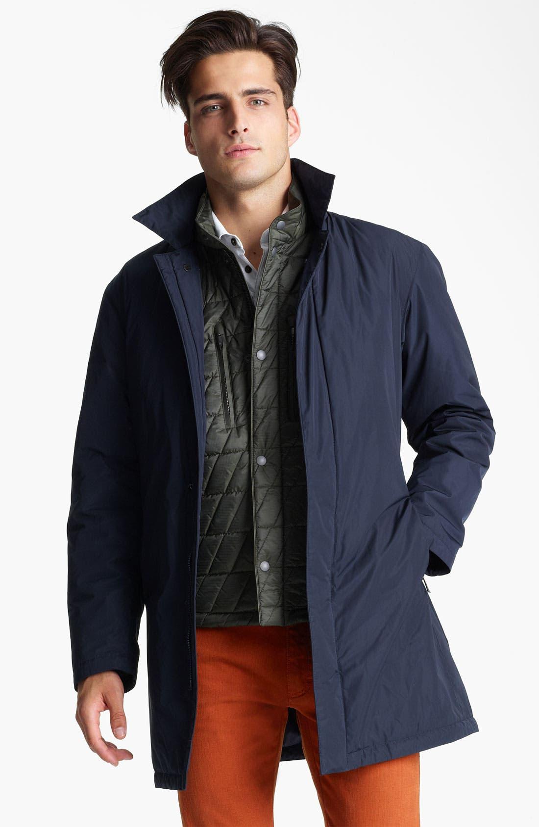Alternate Image 1 Selected - Zegna Sport 'City' Raincoat