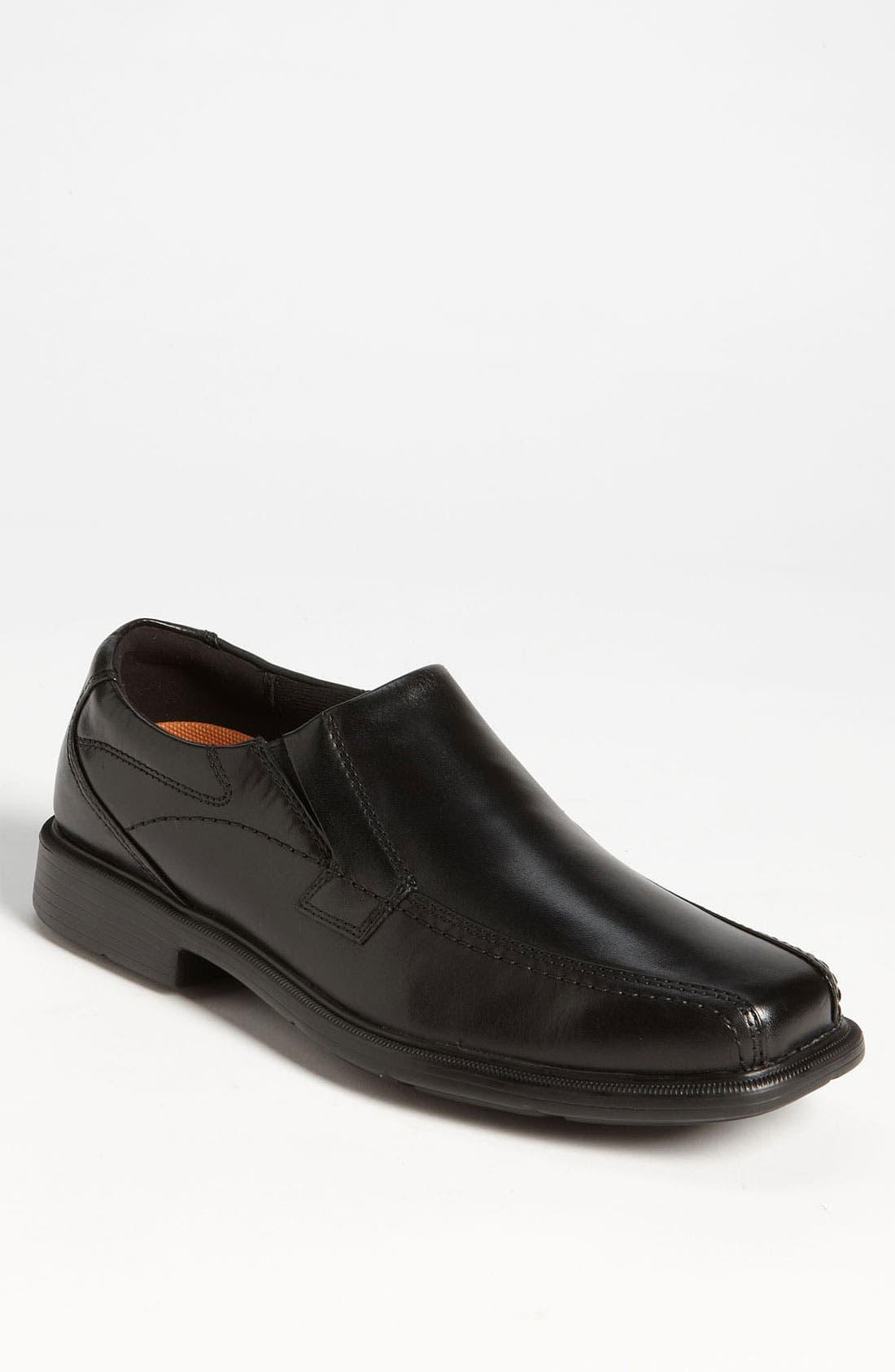 Alternate Image 1 Selected - Dunham 'Dillon' Venetian Loafer (Online Only)