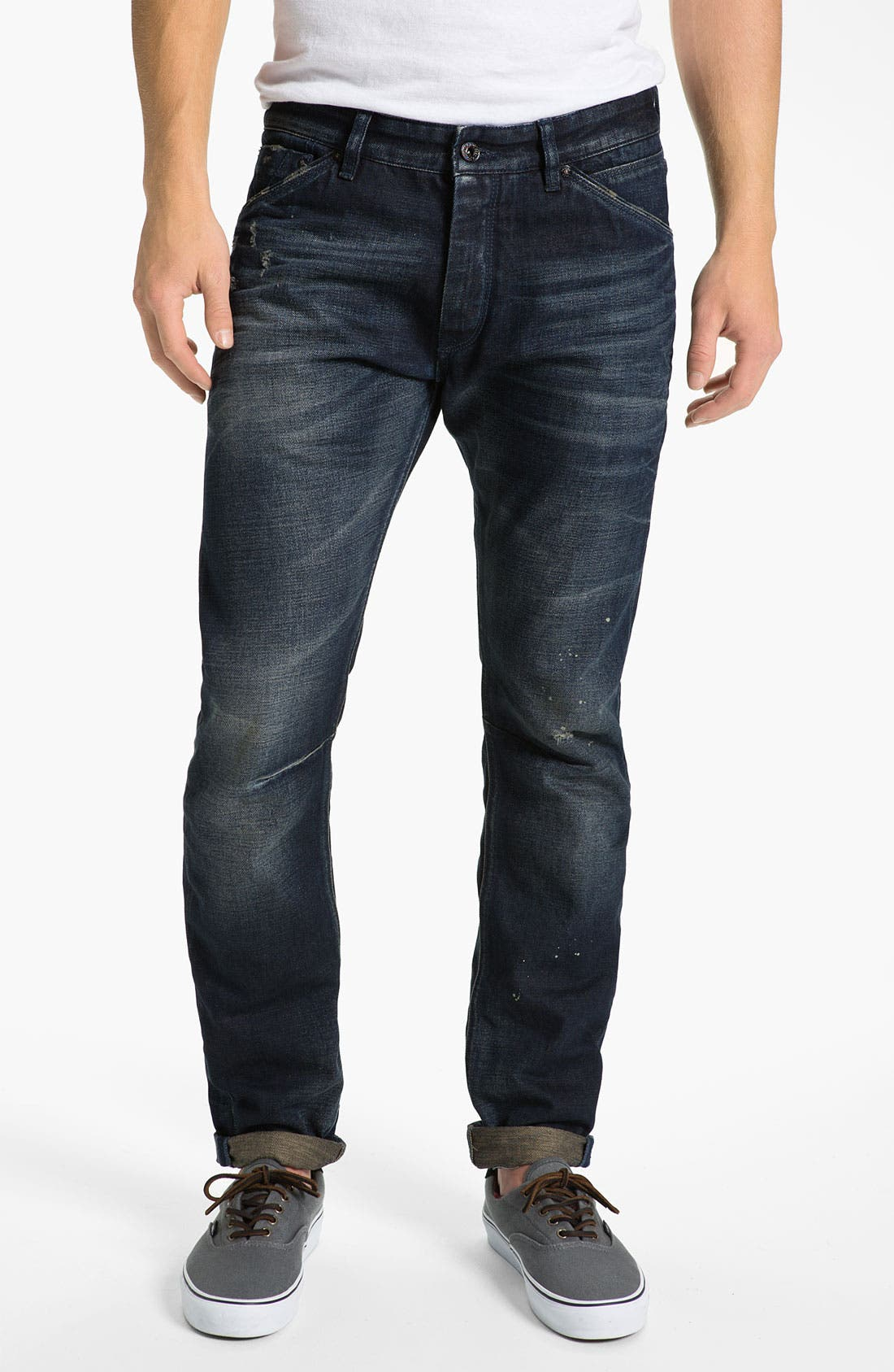 Alternate Image 2  - Scotch & Soda 'Duke' Slim Tapered Leg Jeans (Breslin)