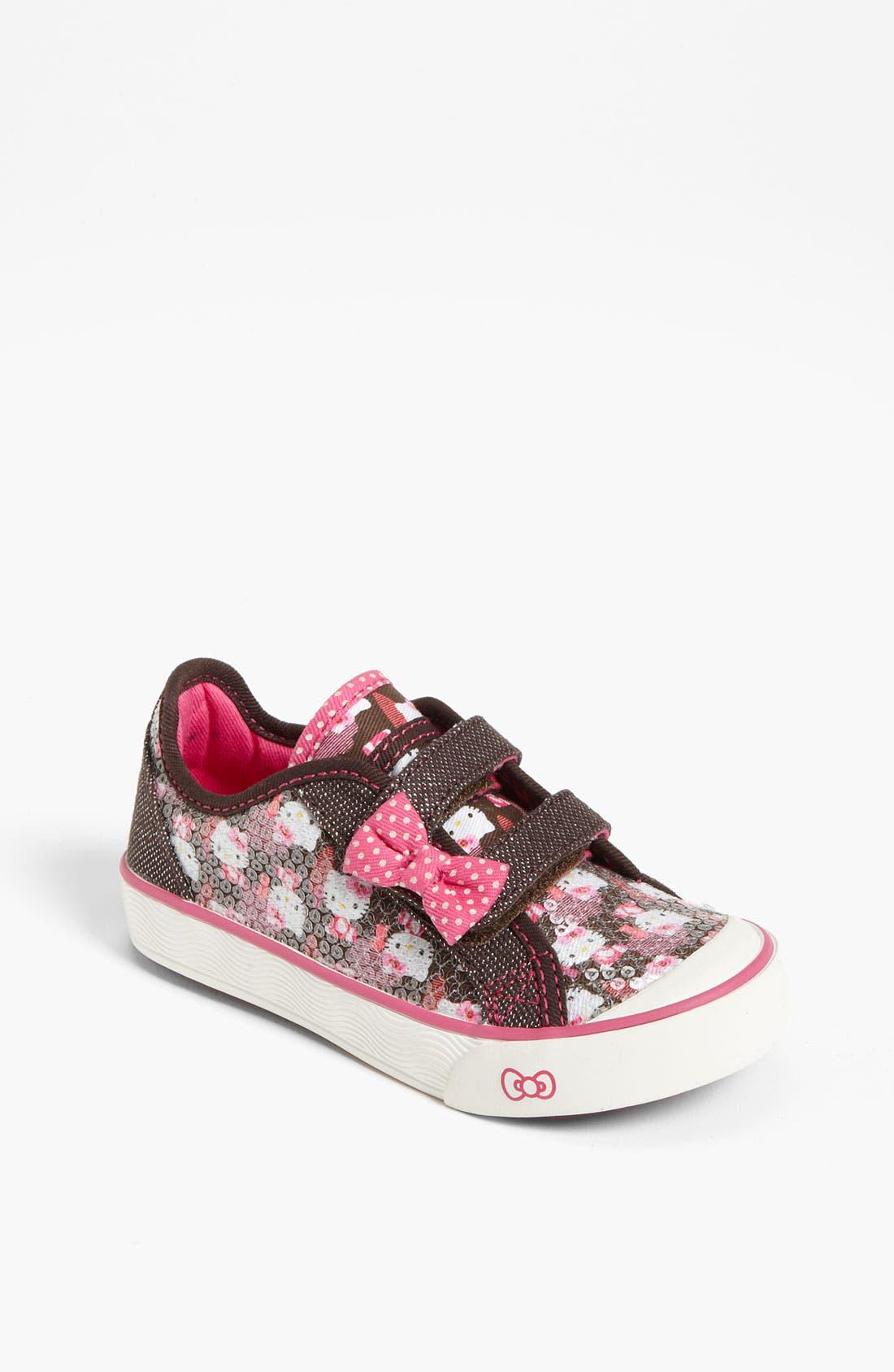 Alternate Image 1 Selected - Keds® 'Mimmy' Sneaker (Walker & Toddler)