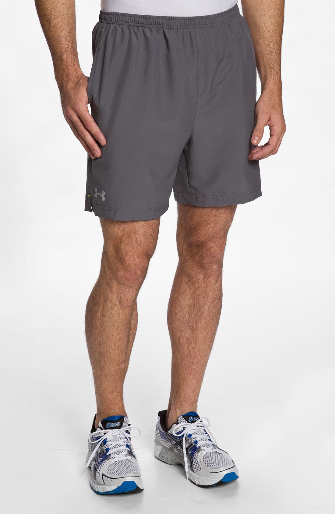 Alternate Image 1 Selected - Under Armour 'Escape' HeatGear® Shorts