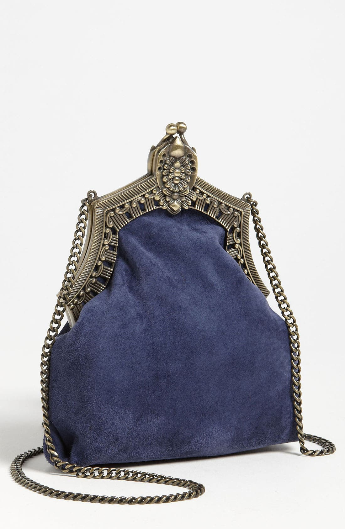 Main Image - House of Harlow 1960 'Rey' Velvet Pouch