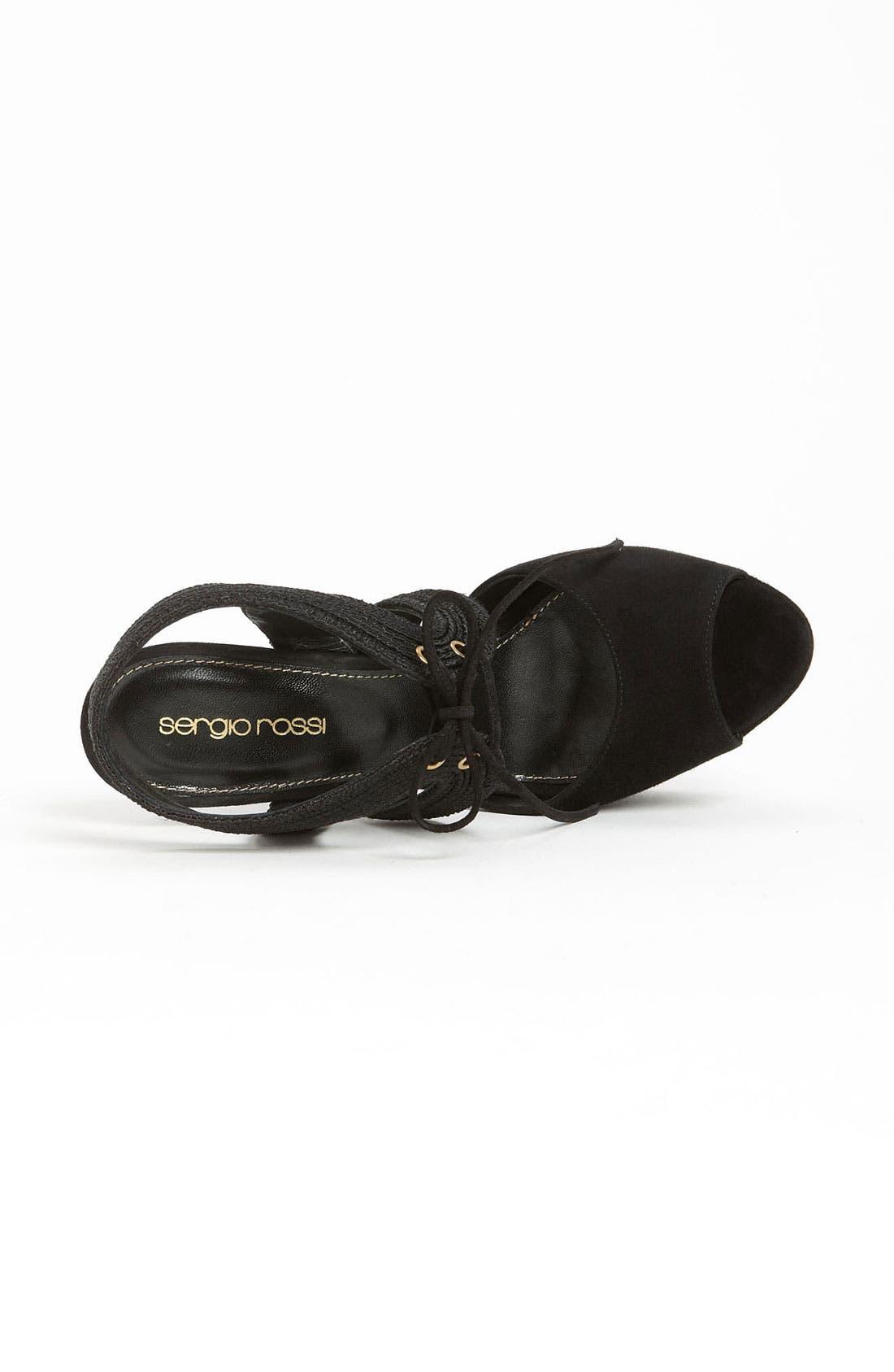 Alternate Image 3  - Sergio Rossi 'Gotha' Sandal