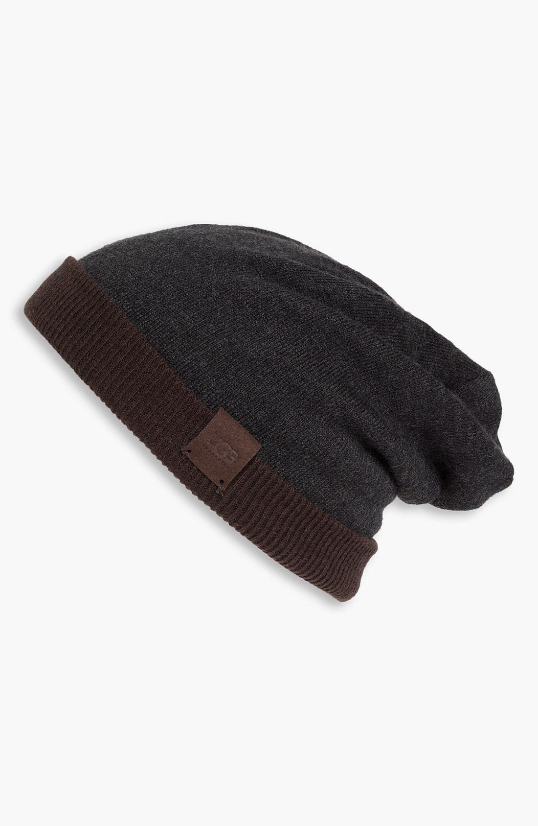 Alternate Image 2  - UGG® Australia Reversible Knit Cap