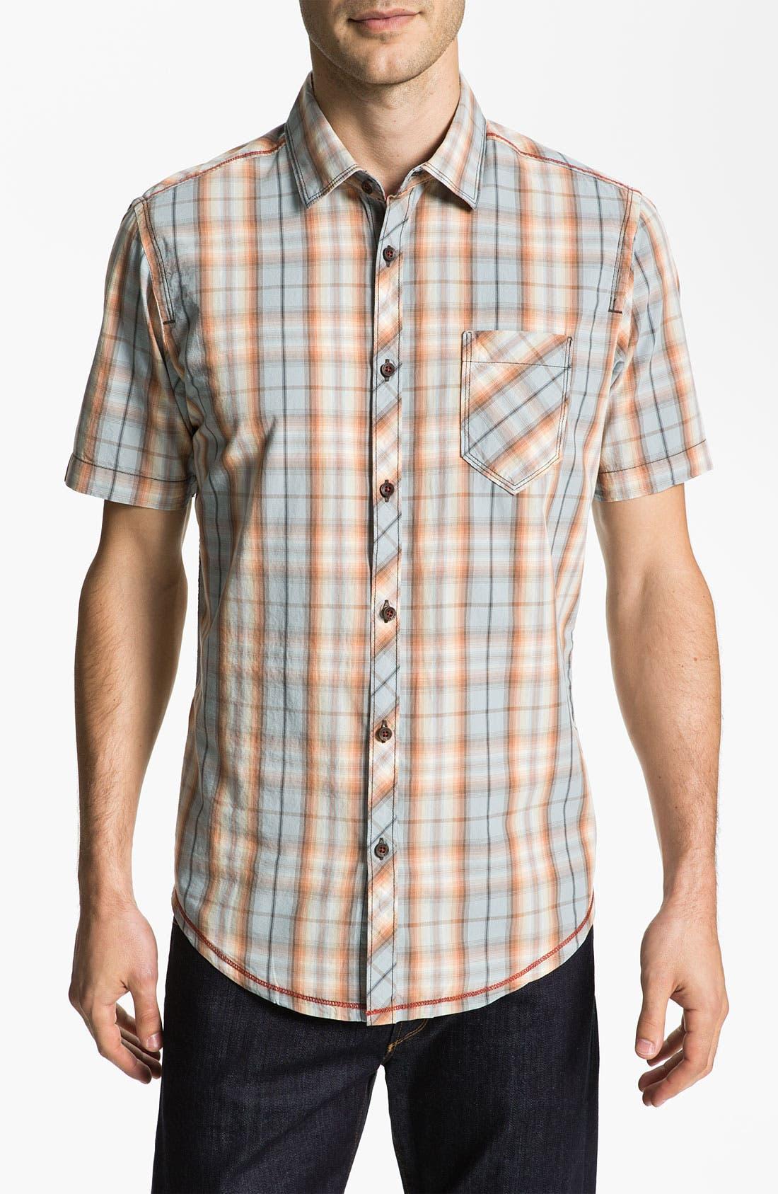 Alternate Image 1 Selected - Jeremiah 'Levitt' Poplin Sport Shirt