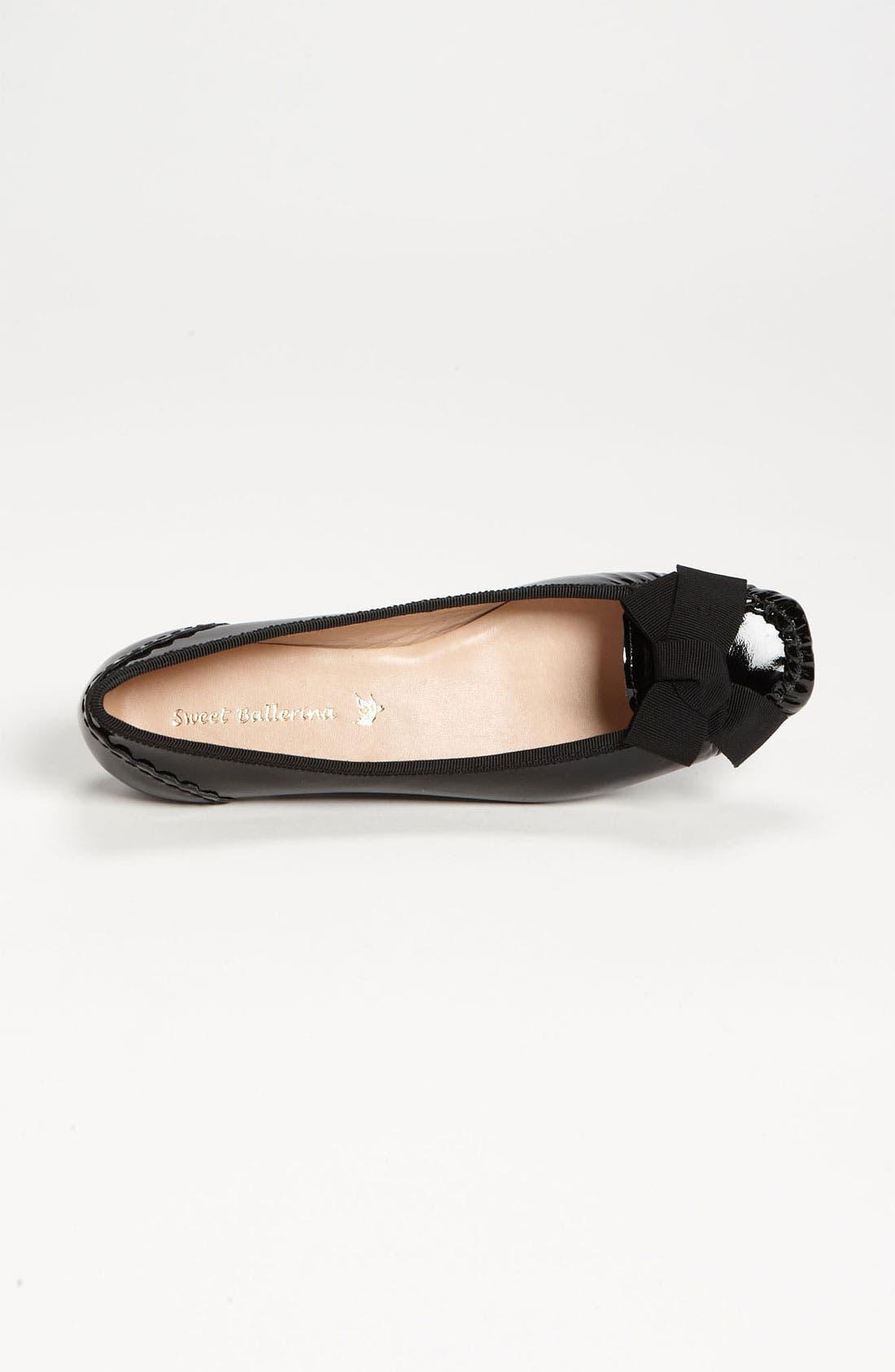 Alternate Image 3  - Sweet Ballerina Moccasin Flat