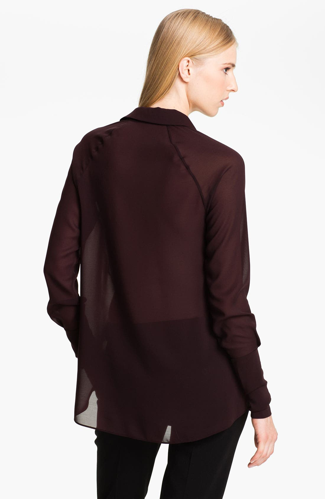Alternate Image 2  - Theyskens' Theory 'Bilke Franky' Woven Shirt