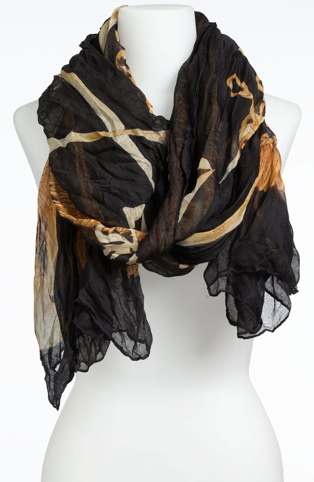 Alternate Image 1 Selected - Lulu Statement Print Scarf