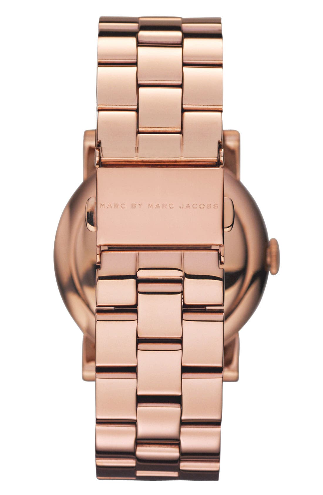 Alternate Image 2  - MARC JACOBS 'Amy' Crystal Bracelet Watch, 36mm