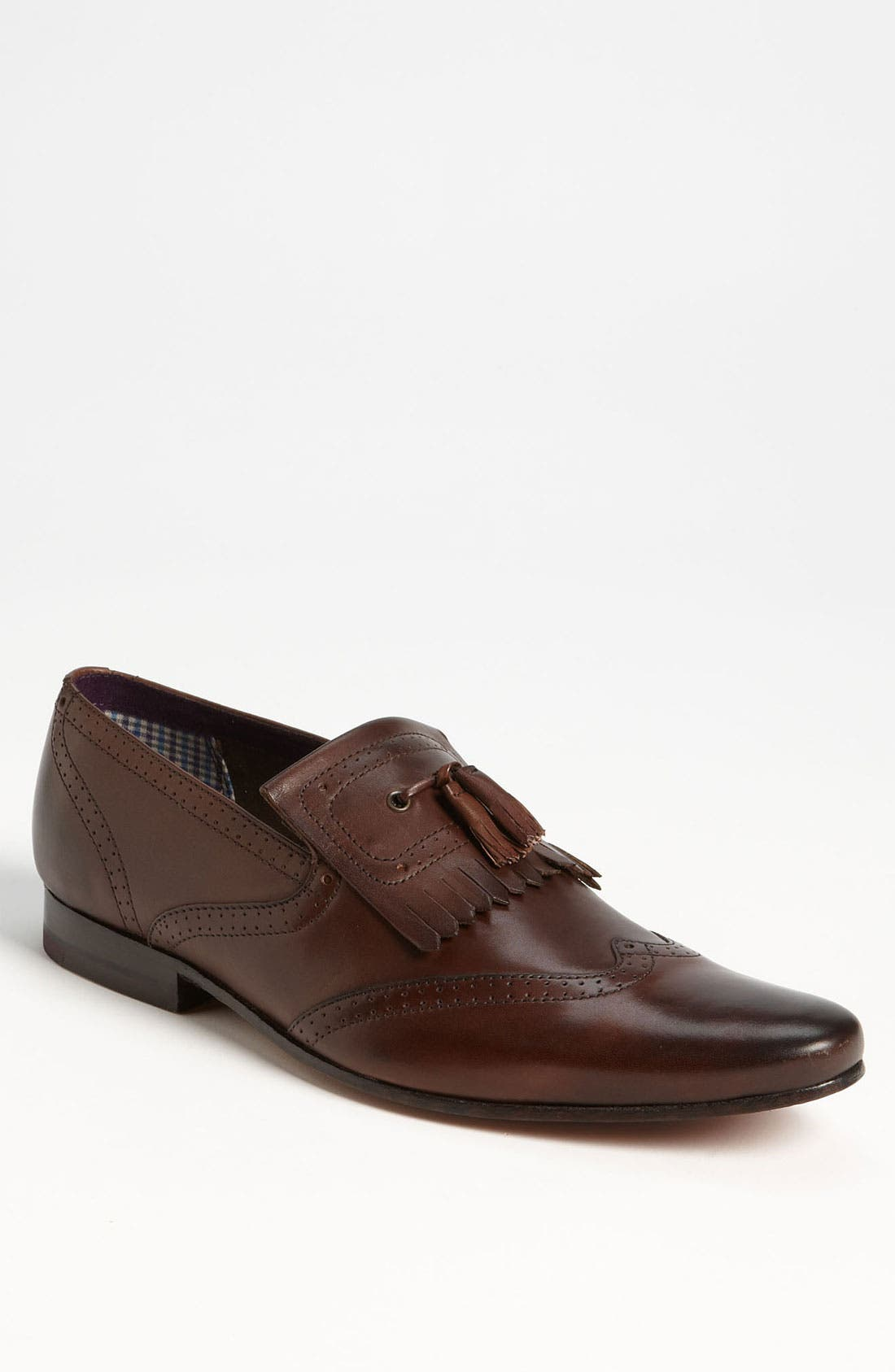 Main Image - Ted Baker London 'Alarias' Kiltie Loafer
