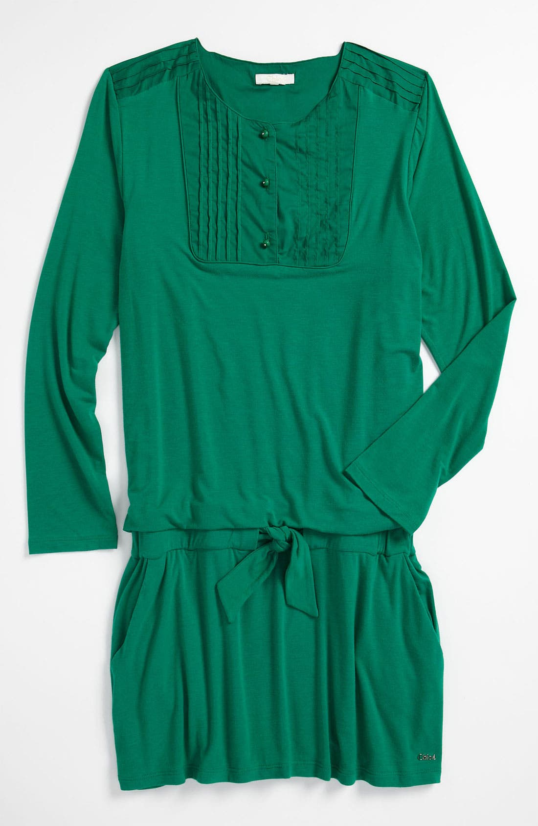 Alternate Image 1 Selected - Chloé Drop Waist Dress (Little Girls & Big Girls)