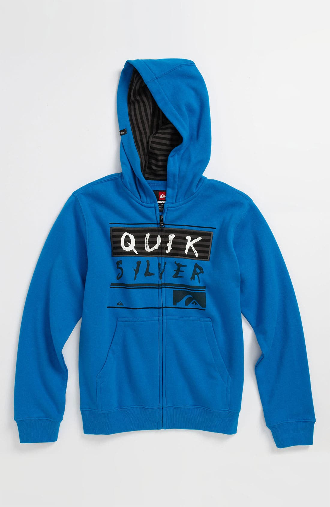 Main Image - Quiksilver 'Lateral' Hoodie (Big Boys)