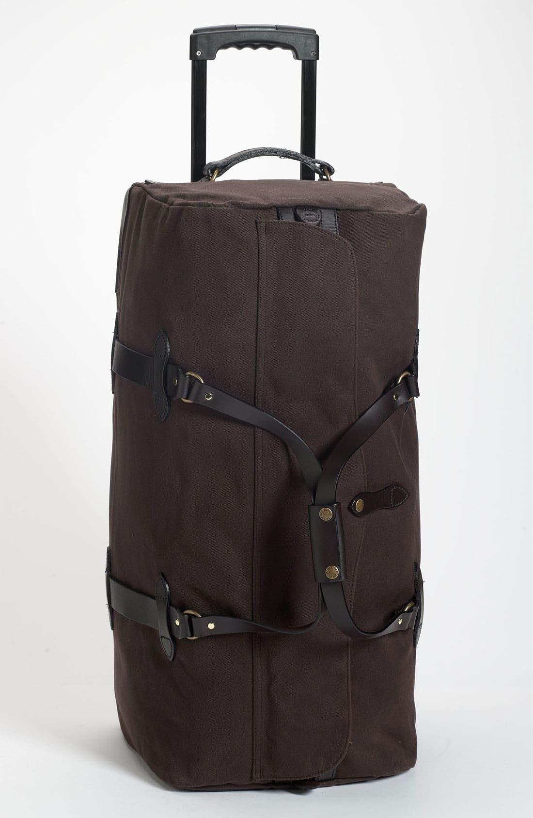 Alternate Image 4  - Filson Large Wheeled Duffel Bag