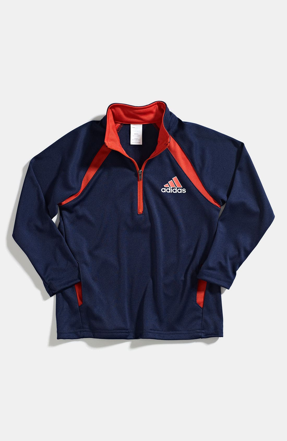 Alternate Image 1 Selected - adidas Tech Jacket (Little Boys)