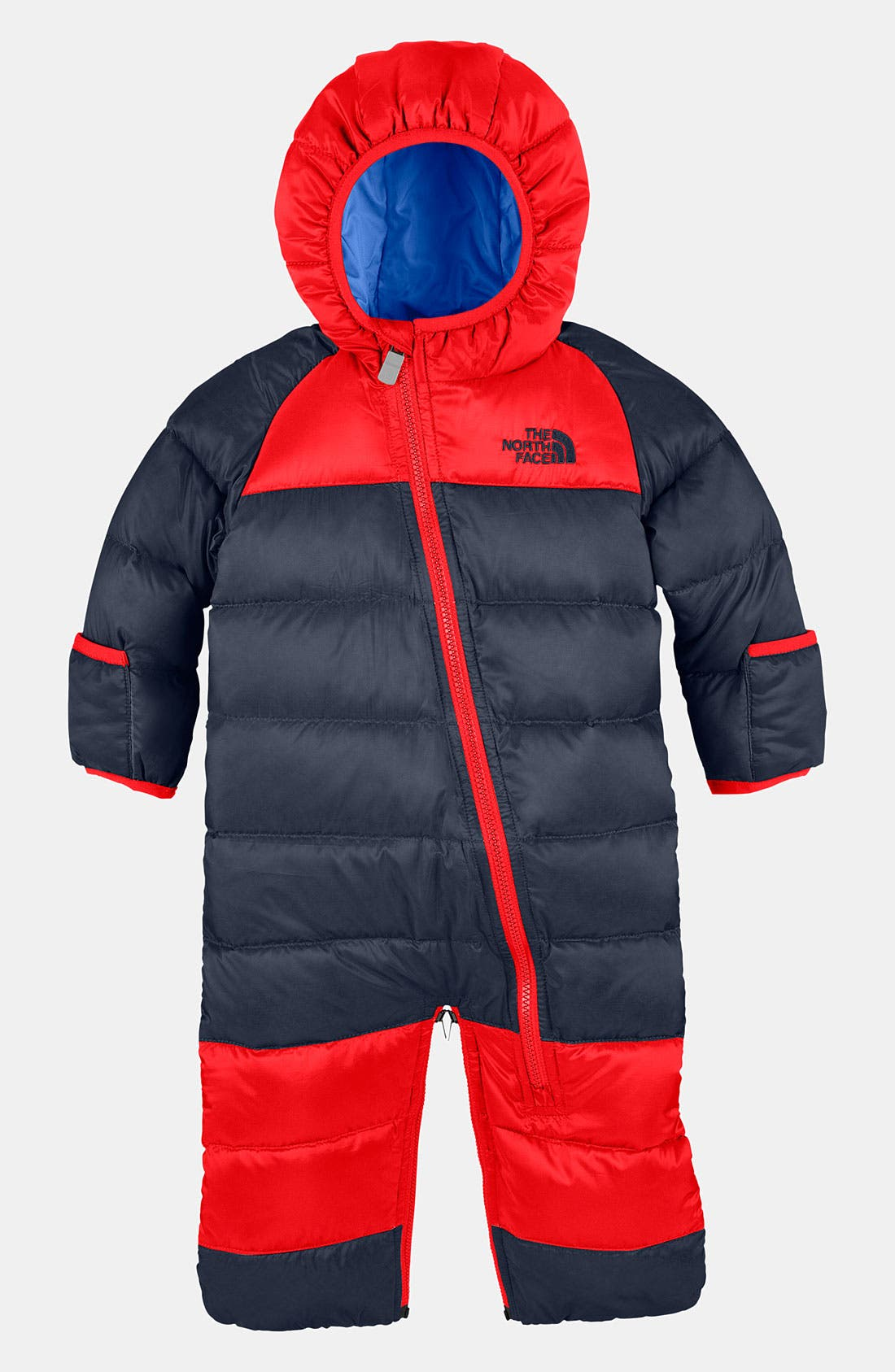 Alternate Image 1 Selected - The North Face 'Lil' Snug' Down Bunting (Infant)