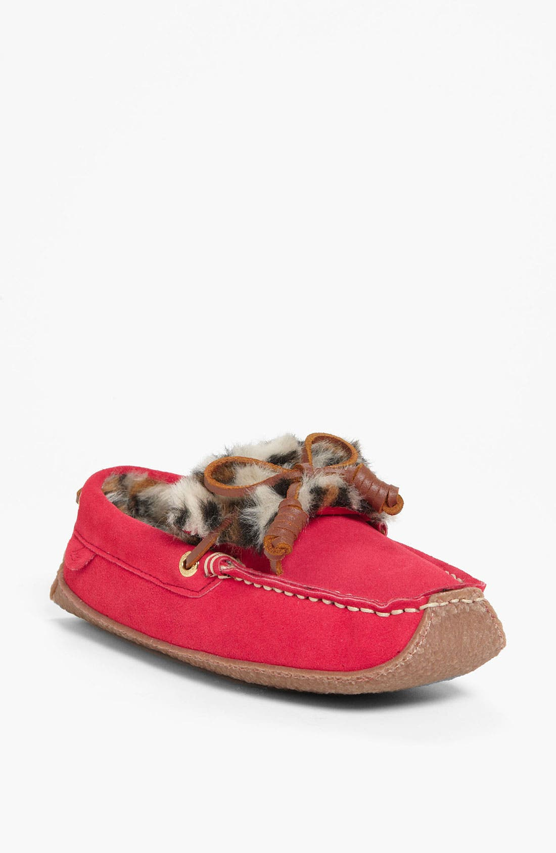 Alternate Image 1 Selected - SPERRY VIOLET MOCCASIN SLIPPER