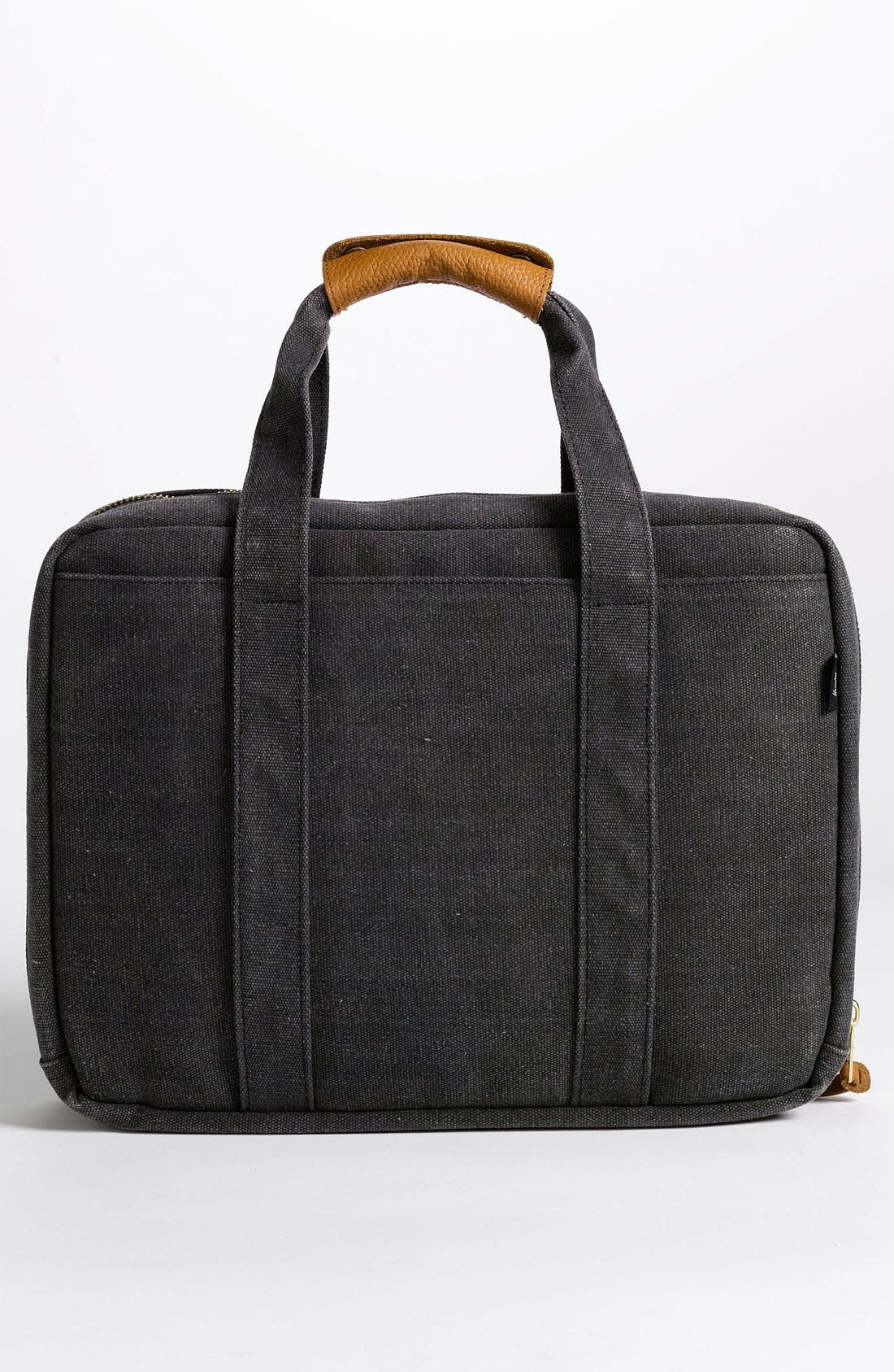 Alternate Image 4  - Herschel Supply Co. 'Oak' Cotton Canvas Laptop Briefcase