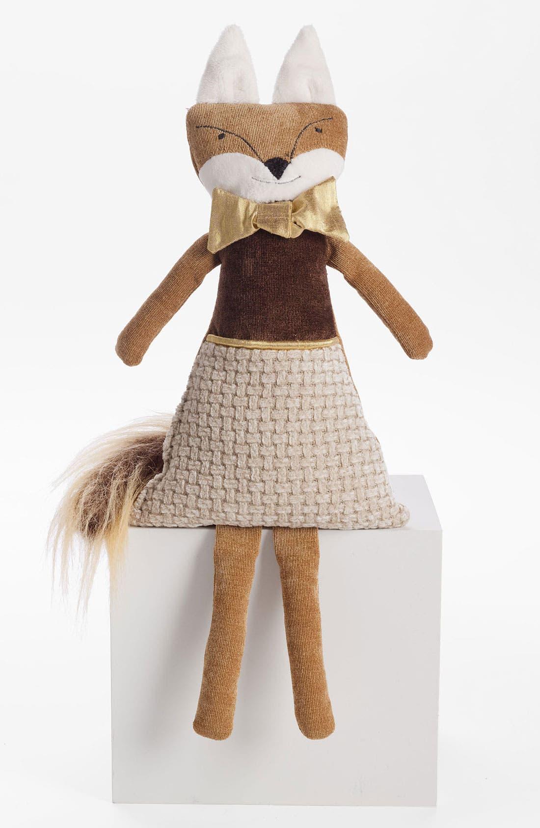 Main Image - Woof & Poof 'Winter Fox -  Boy' Decoration