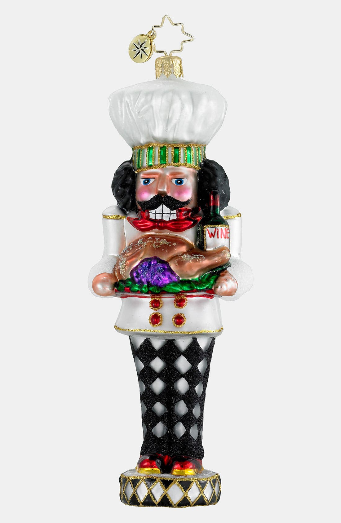 Main Image - Christopher Radko 'Cooking Nutcracker' Ornament