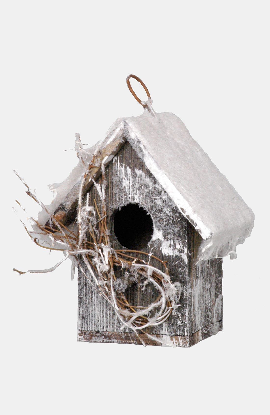 Alternate Image 1 Selected - Fantastic Craft 'Snow Birdhouse - Small' Decoration