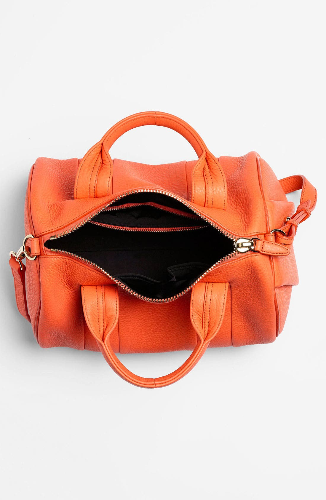 Alternate Image 3  - Alexander Wang 'Rocco' Leather Satchel