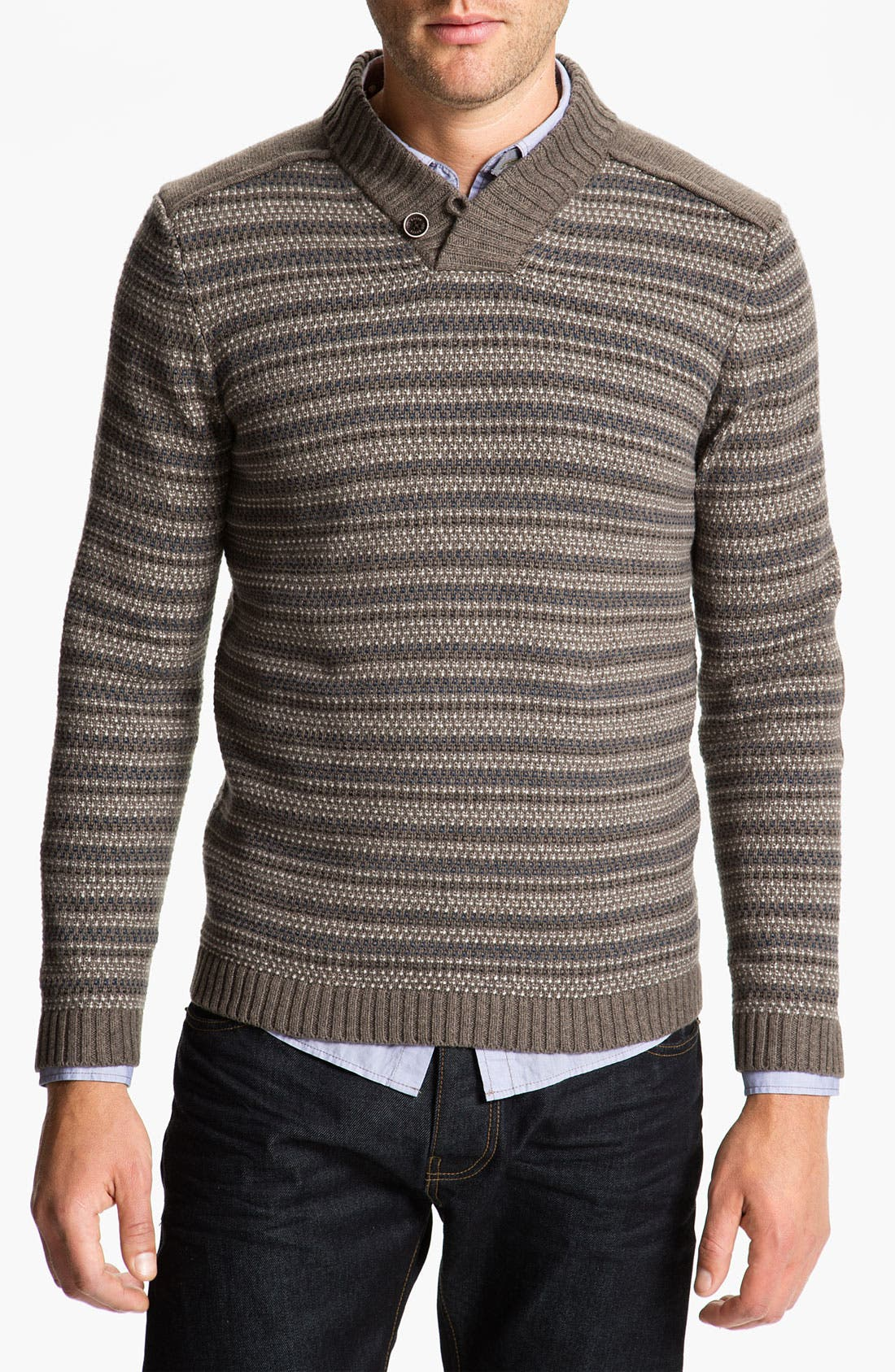 Alternate Image 1 Selected - Ted Baker London 'Biggle' Sweater