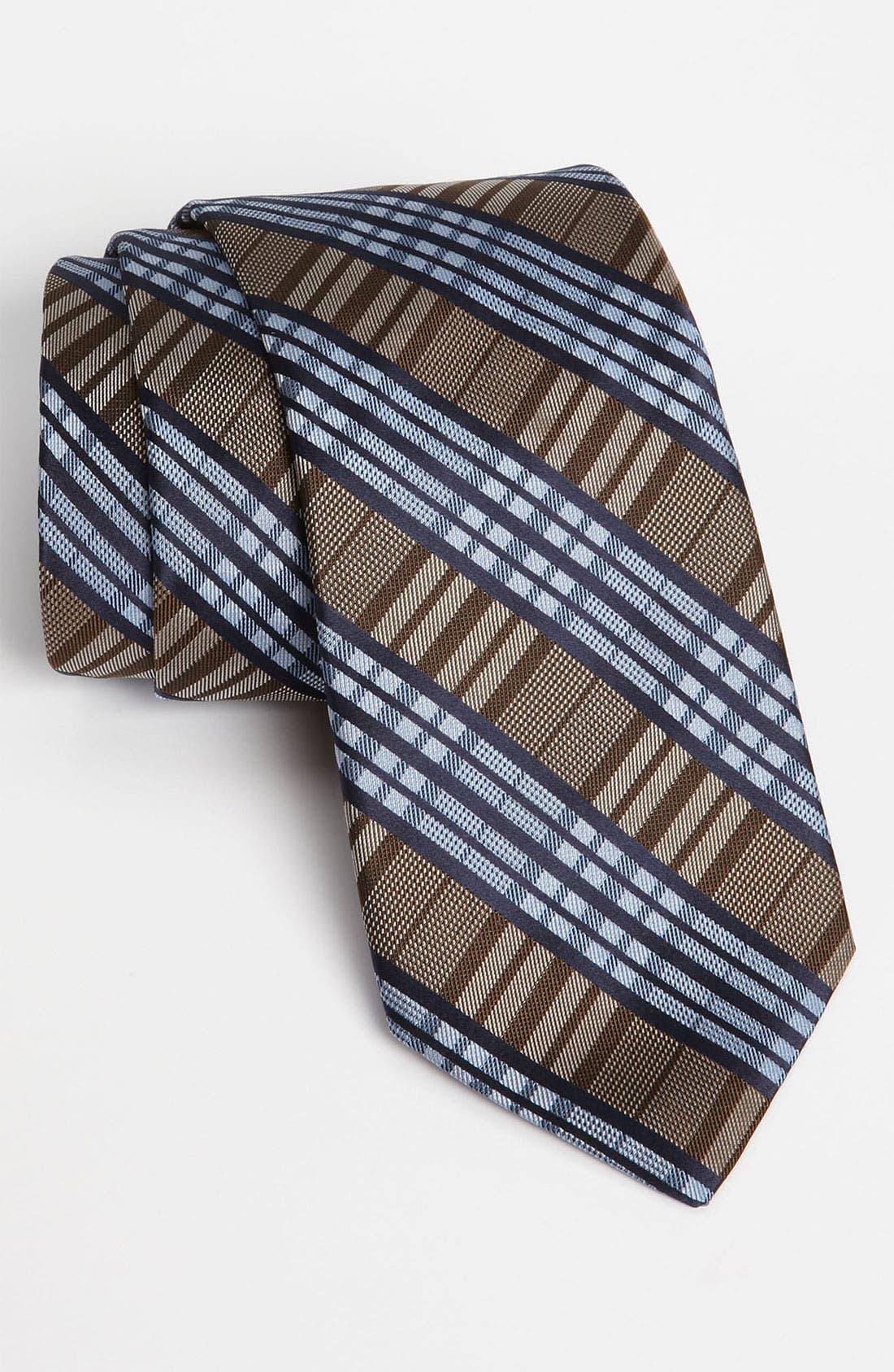 Alternate Image 1 Selected - John W. Nordstrom® Woven Tie