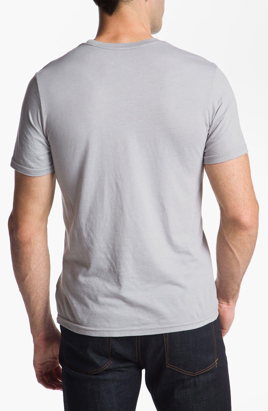 Alternate Image 2  - Chaser 'Pink Floyd' Crewneck T-Shirt