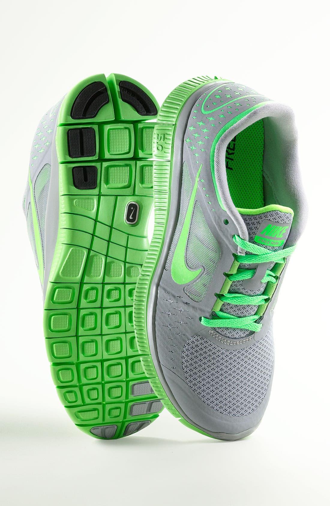 Alternate Image 5  - Nike 'Free Run+ 3' Running Shoe (Women)