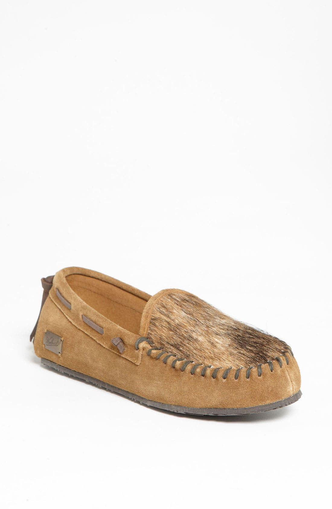 Alternate Image 1 Selected - Woolrich 'Tillamook' Moccasin Slipper