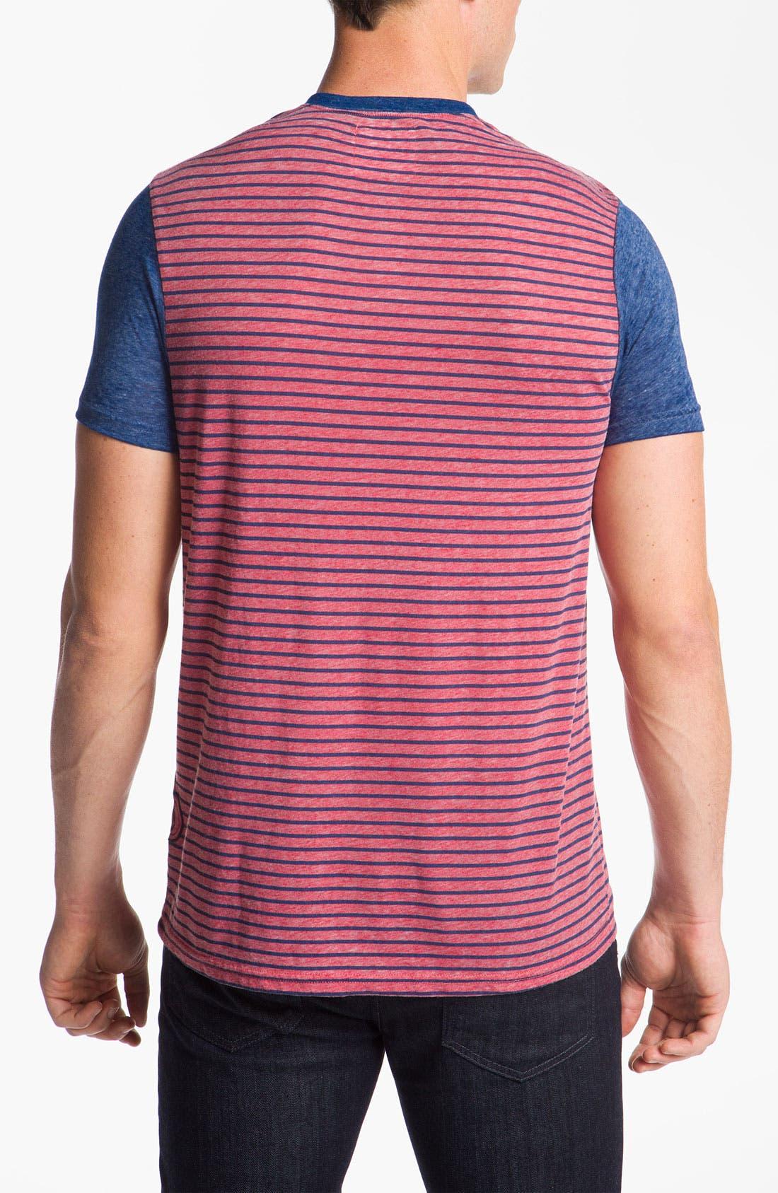 Alternate Image 2  - Volcom 'William' Henley T-Shirt