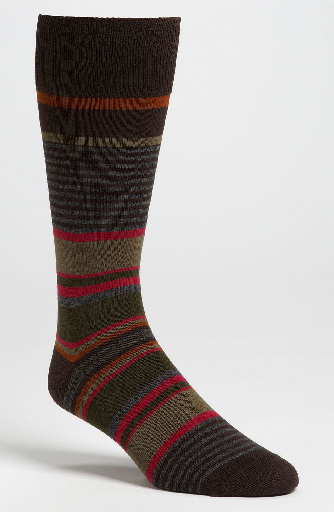 Alternate Image 1 Selected - Paul Smith Accessories Stripe Socks