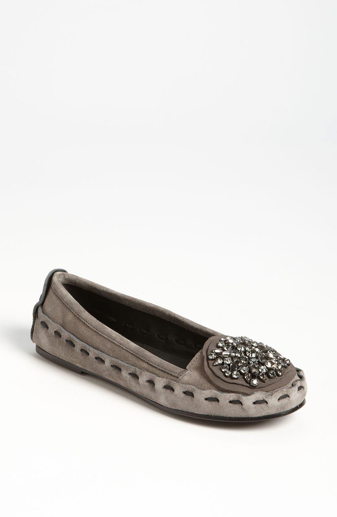 Alternate Image 1 Selected - Vera Wang Footwear 'Indigo' Flat