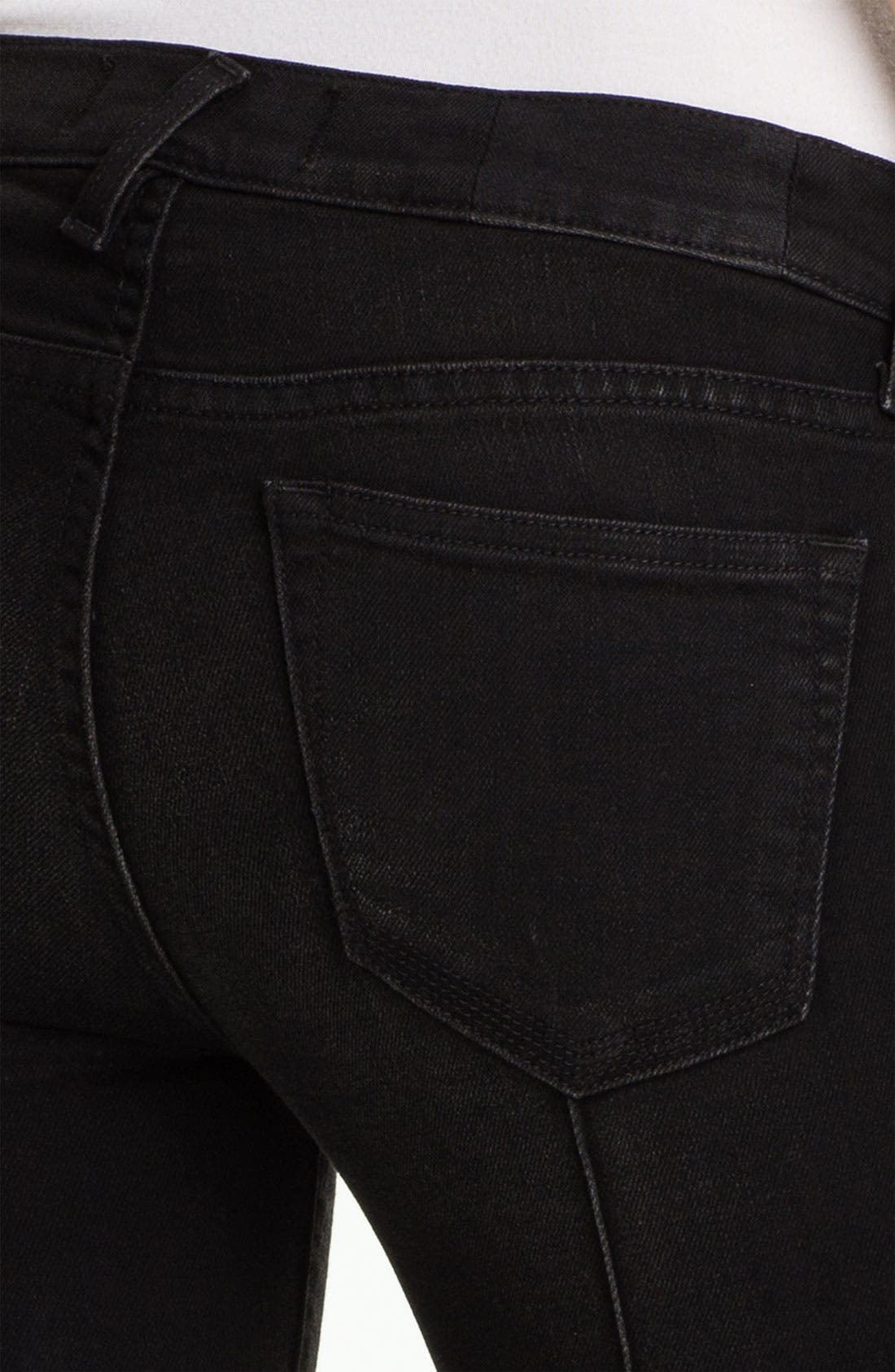 Alternate Image 3  - TEXTILE Elizabeth and James 'Benny' Skinny Jeans