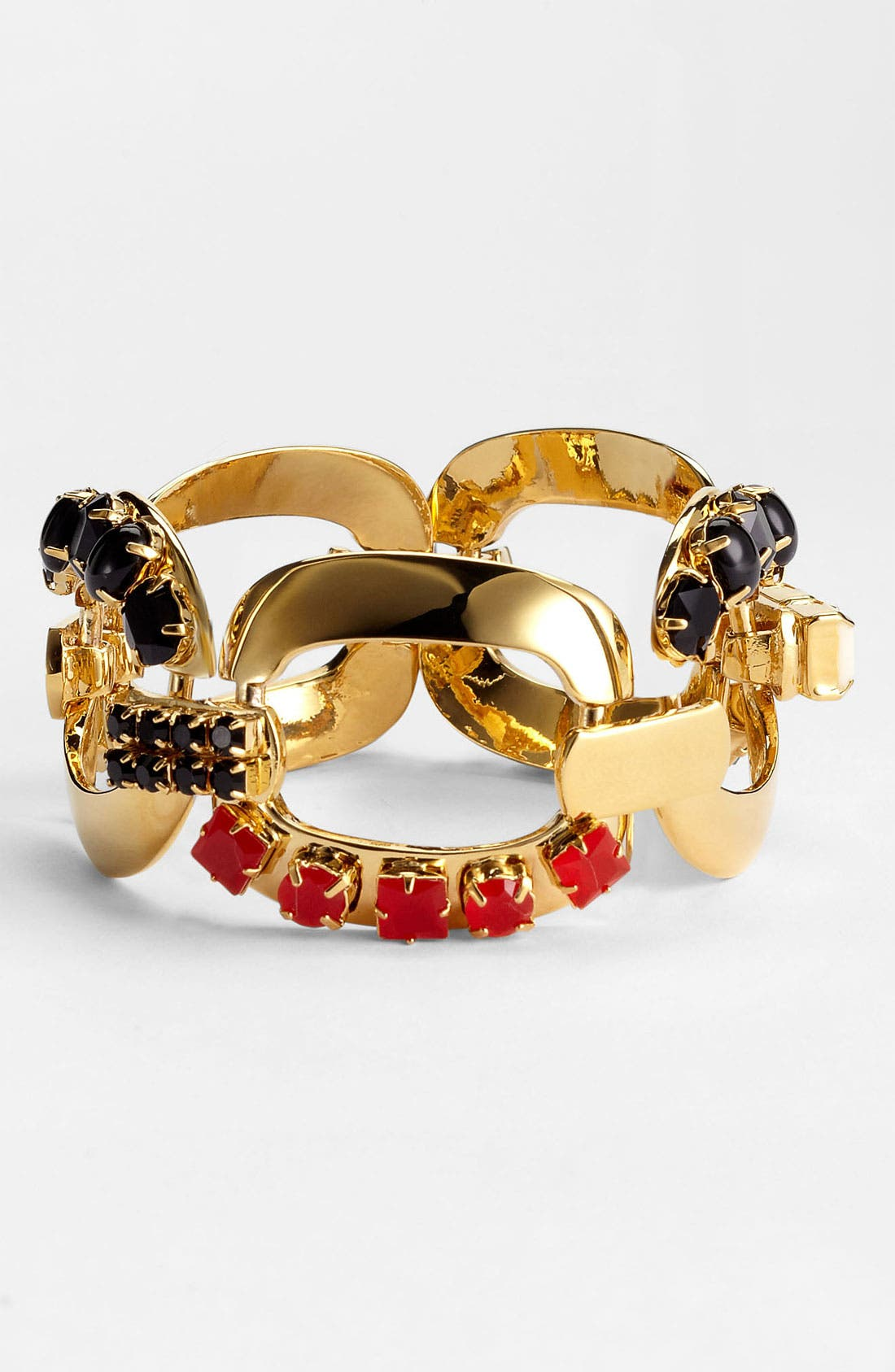 Alternate Image 1 Selected - kate spade new york 'chain of command' line bracelet