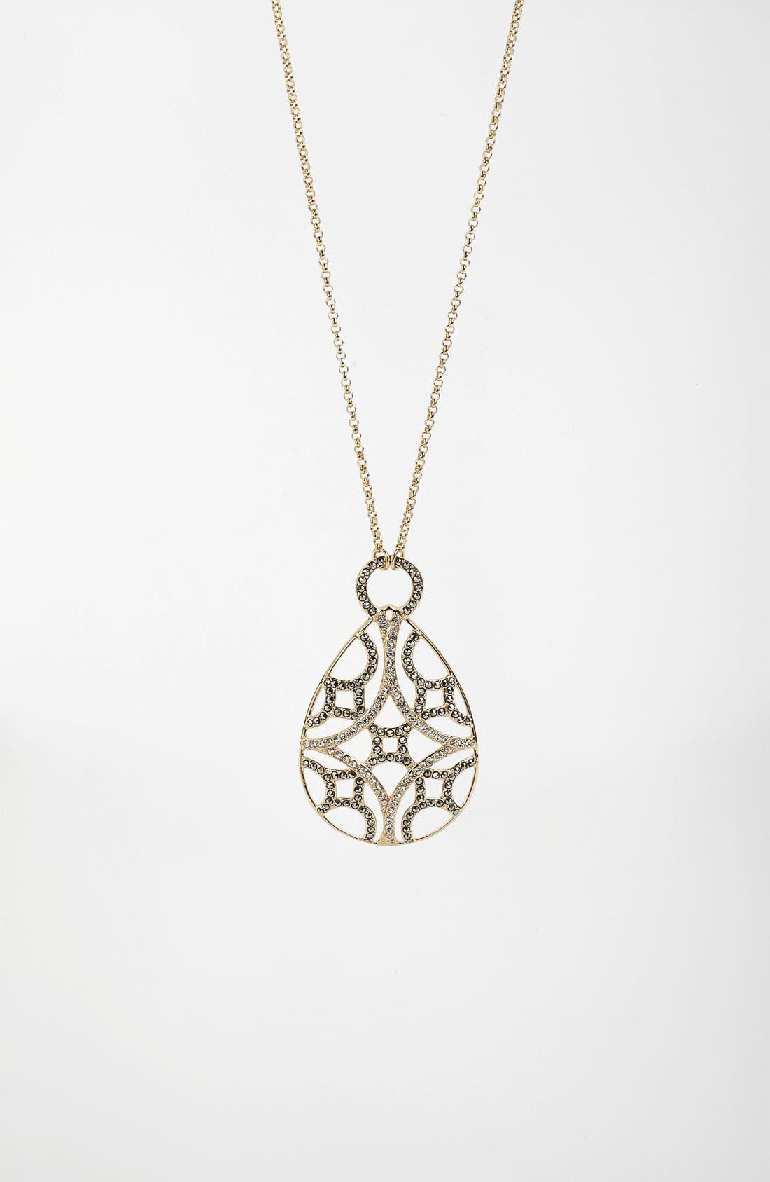 Alternate Image 3  - Judith Jack 'Matrix' Convertible Pendant Necklace