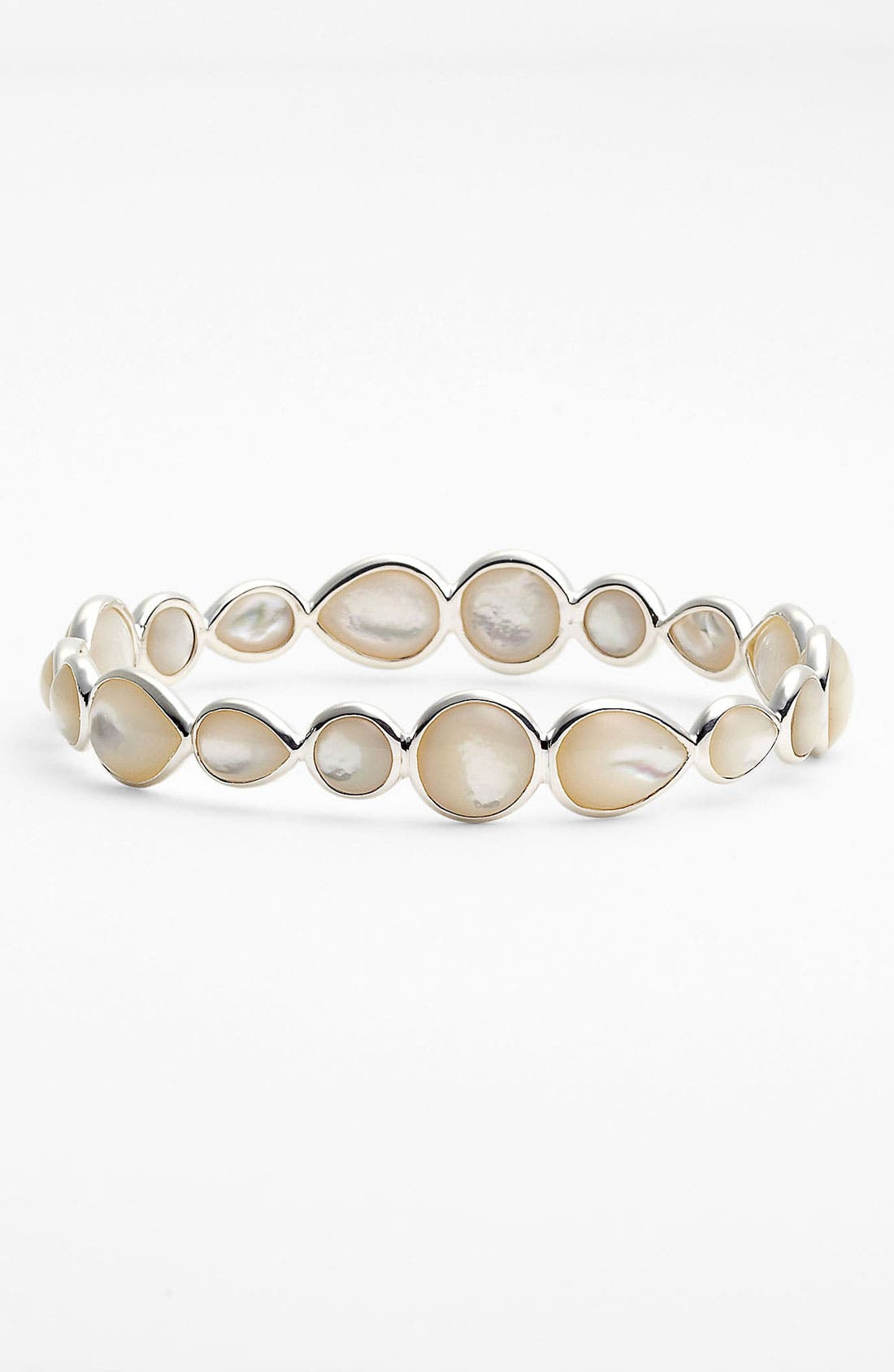 Alternate Image 1 Selected - Ippolita 'Scultura - Gelato' Mother-of-Pearl Bangle